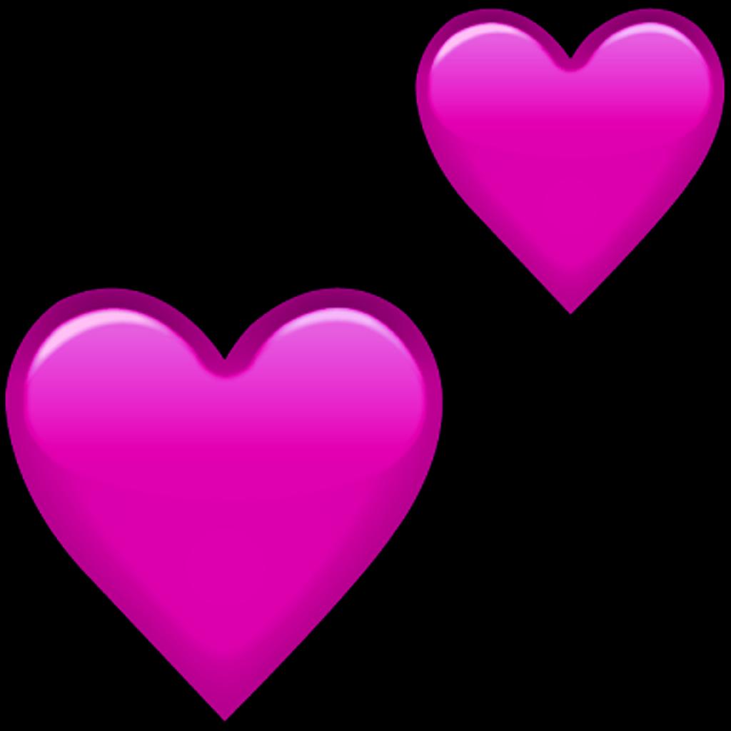 heart bow emoji - 700×700