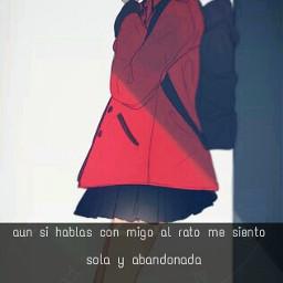 sentimientos anime girl foreveranime
