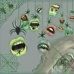 freetoedit spider spiders spiderwebs spiderweb