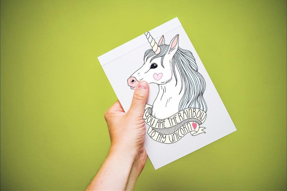 #freetoedit This Unicorn rainbow sticker looks really nice. I hope u like it.