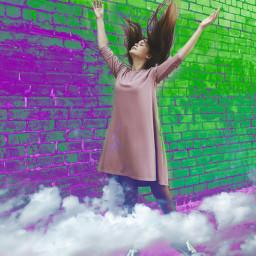 girl women hues change color freetoedit