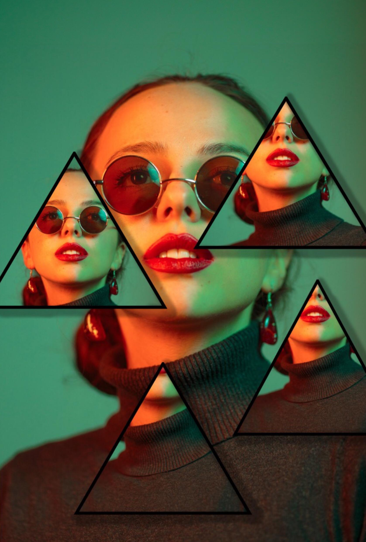 #freetoedit #illuminati #illuminatiphotocollage #pyramid #triangle #photocollage #illuminativibes