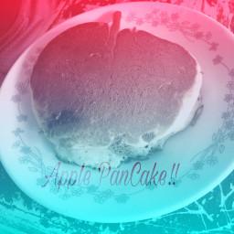 freetoedit uniqe pancake breakfastinthemorning breakfast