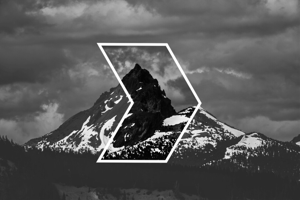 Ascend the Mountain, 2017 Instagram.com/BasilGentleman  #art #rocky #snow #mountainpeak #design #geometric #photography #modernart #geometricart #abstractart #geometricdesign #contemporaryart #geometricshapes #conceptualart #abstraction #geometry #minimal #blackandwhite #minimalism #minimalistic #artist #graphicdesign #geometricartist #geometrical #artprint #designer #artiste #mountain #abstractdesign #vista #abstractgeometricart @freetoedit