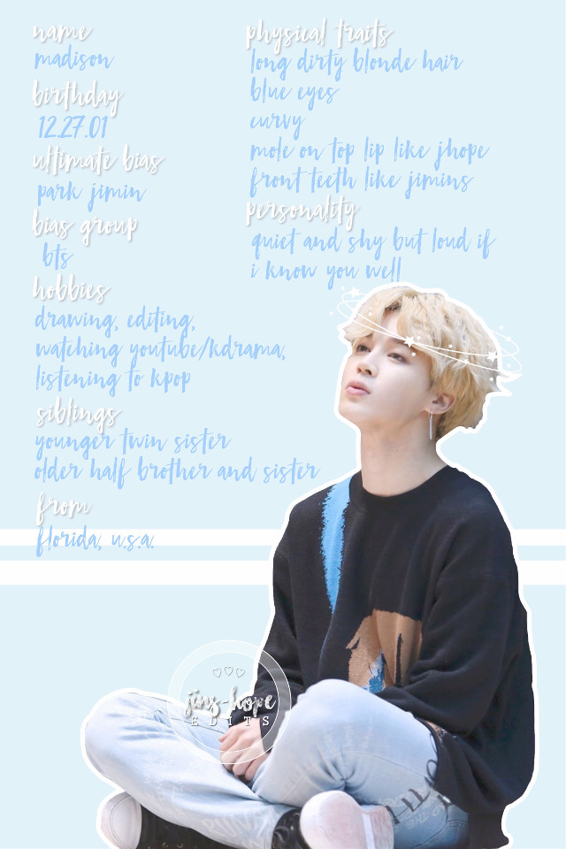 here are some facts about myself! tagged by @parkchanyuu 💕💕  #bts #btsarmy #btsedit #btsjimin #parkjimin #jimin #kpop #edit #kpopedit
