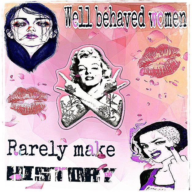 #collage#girlpower#womanpower#powerupwomen