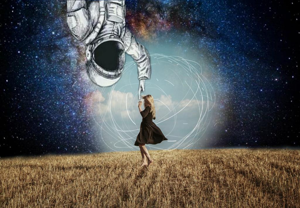 #space #galaxy #alien