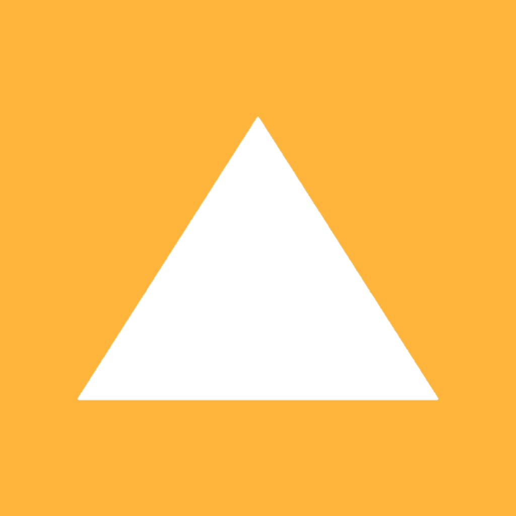 #sticker#triangle#pyramid