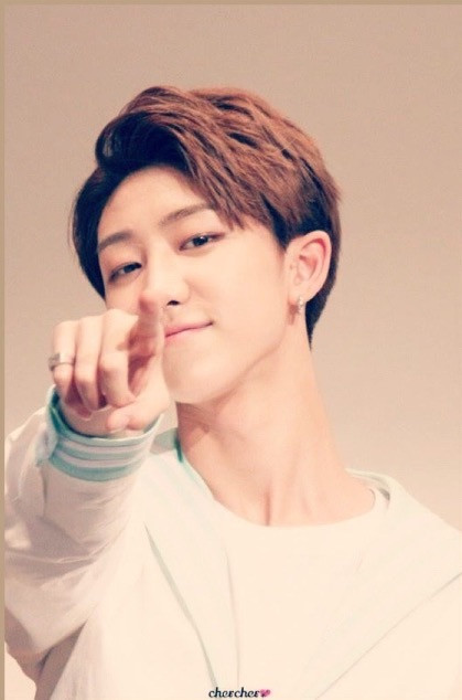 #seventeen #the8 #minghao my bae <3