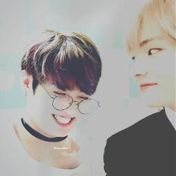 bts vkook taehyung jungkook edit