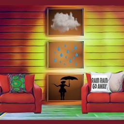 freetoedit raindropstickerremix madewithpicsart colorbrightmagiceffect pillows