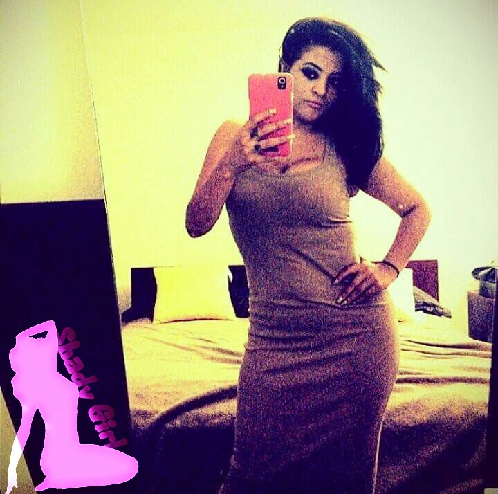 Shady Girl Neri  Neri Sexy Thick Latina Model Dress-5722