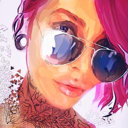 mydrawing portrait instagram instagirl inkedgirl