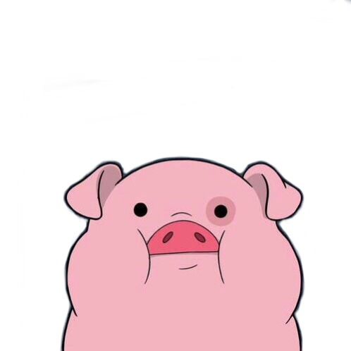 tumblr pig cute cutepig reaction wallpaper animal anime