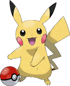 freetoedit pikachu yellow cool remixit