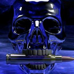 skullhead bullet madting
