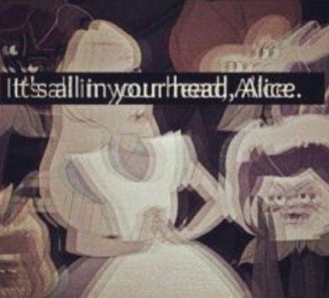 Freetoedit Alice Wonderland Trippy Grunge Aliceinwonder