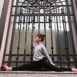 freetoediteditedremixit ballet nature art gymnastic freetoedit