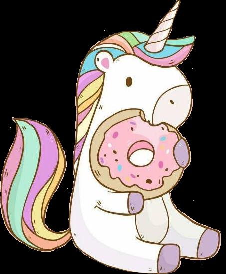 Unicornio Tumblr Sticker By Yasmimsouza945