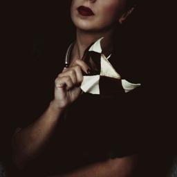 freetoedit mask dark art portrait