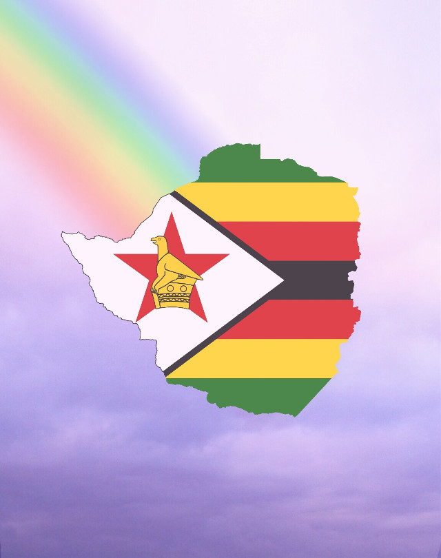 Congrats Zimbabwe !!!!!!  Today is probably the best day of the life of MANY people in this country... They are free now !  It's amazing and I'm happy for them too. They can be happier now, that's wonderful !!   😸: #happy #zimbabwe #freedom #africa
