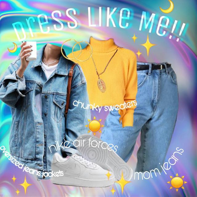 Dress Like Me