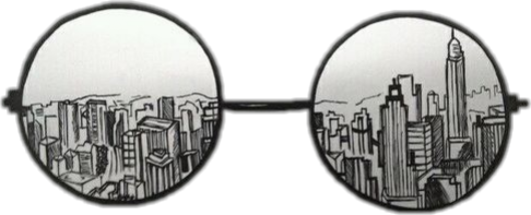freetoedit glasses blackandwhite remixit