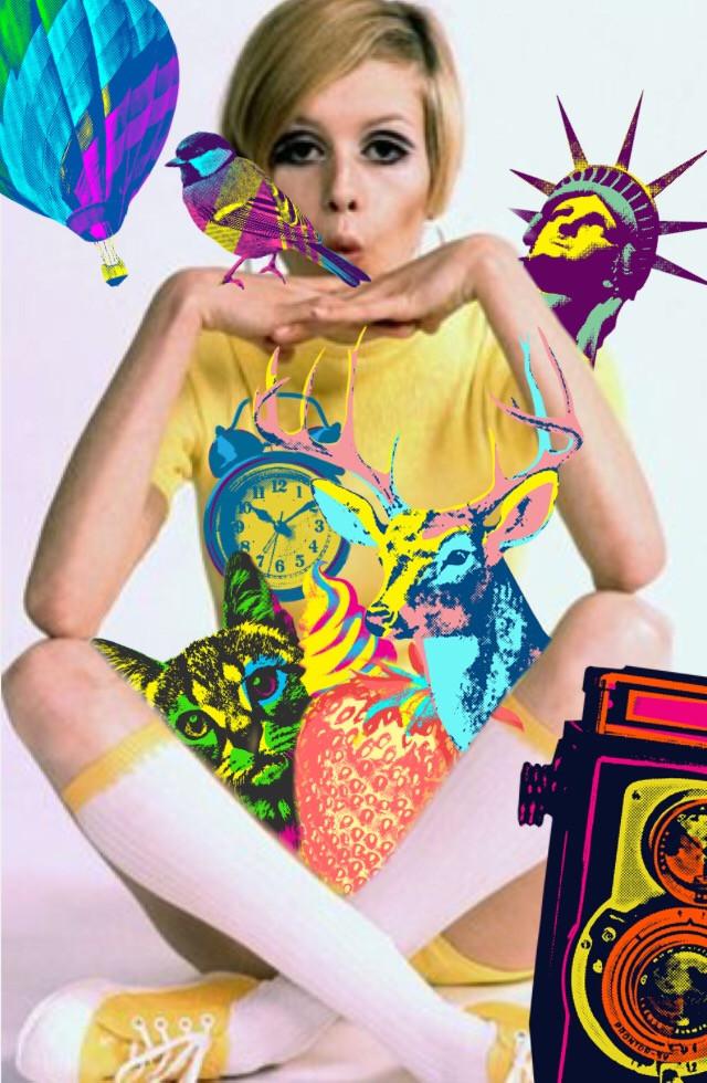 #freetoedit #retro #retrophoto #popart #girl #retrogirl