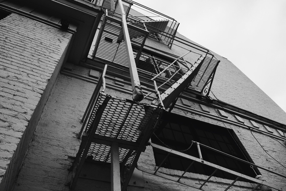 #georgetown #dc #interesting #street #stairs #bnwphotography