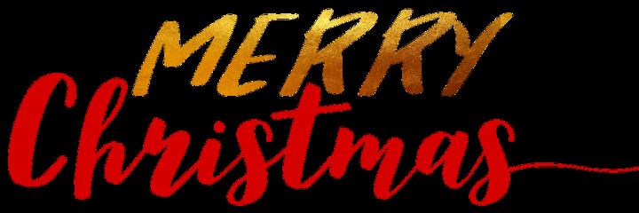 merrychristmas text christmas freetoedit