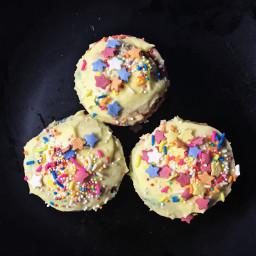 party cupcake rainbow yummylicious kidsparty