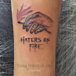 balajitattoostudio ajmertattooartist tattooinajmer colorful artwork freetoedit