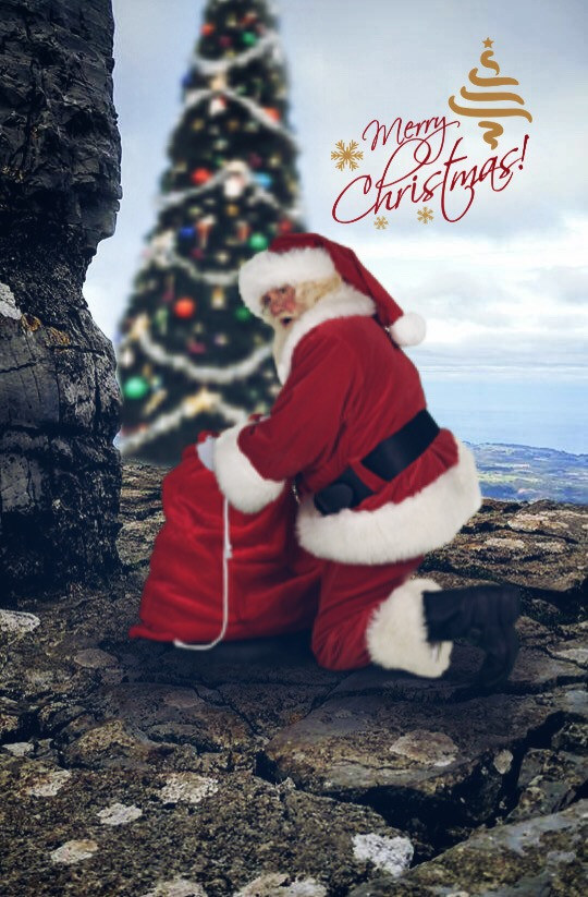 My VIP SHOUTOUT is a little late for last weeks amazing gallery but better late than never right!? Check out @lestradacarcaba when you get the chance!   #freetoedit #remixit #myremix #remixed #santa #merryxmas #christmasedit #madewithpicsart #cliff #photography #vipshoutout