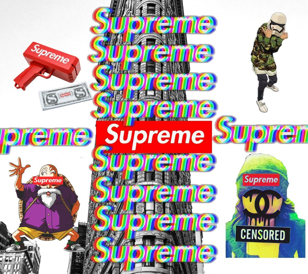 Supreme hypebeast wallpaper