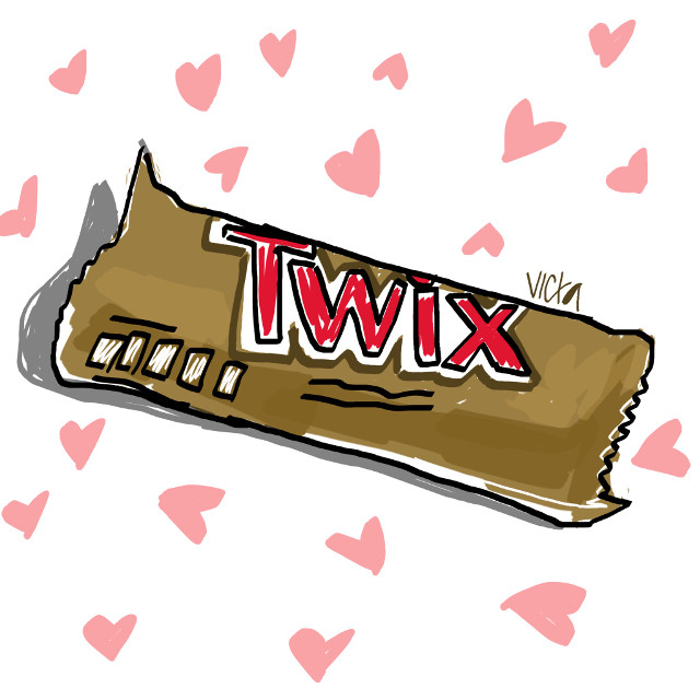 Twix #chocolate