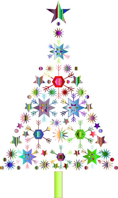 #ftestickers #christmas #christmastree #glitter #sparkle #colorful