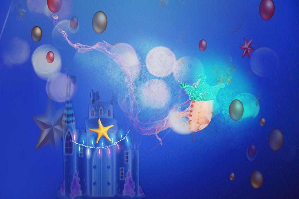 #jellyfishremix #lightsstickerremix #twilighteffect
