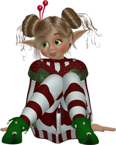 #christmas #posers #cute #girl #elf