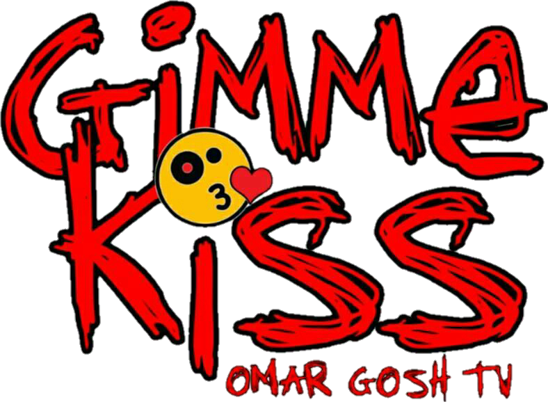 kiss omargosh omargoshtv - Sticker by Paul Shepley