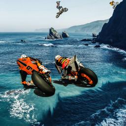 freetoedit motorsport motorcycle ktm motorbike