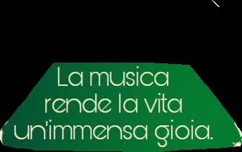 joy gioia music saying green