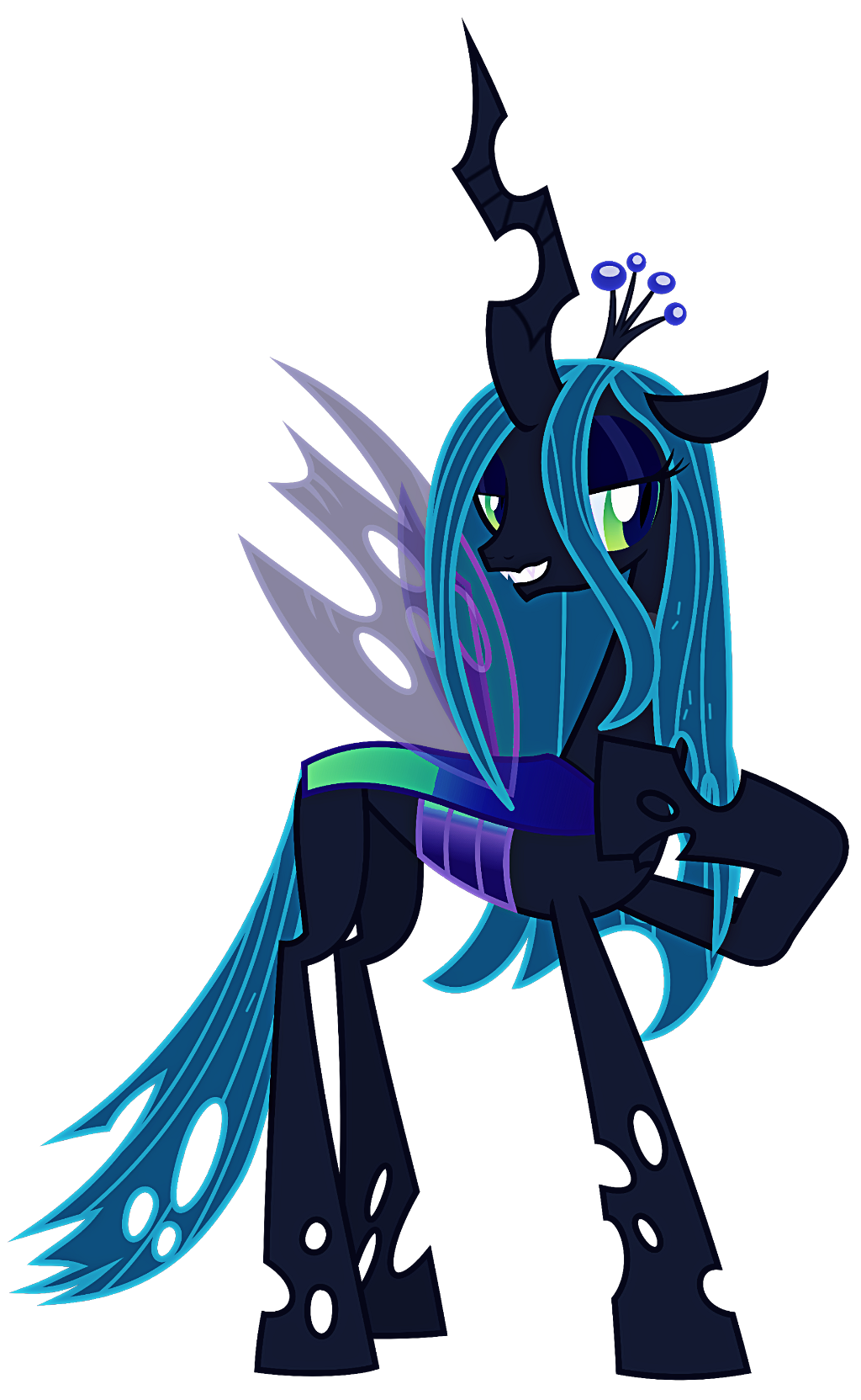 #corrupted #queenchrysalis