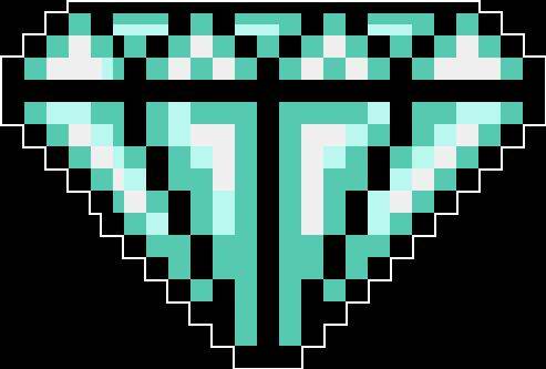 #Diamant#beautiful#pixel#diamond