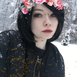 freetoedit snowselfie