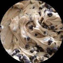 ice cream icecream chocolate chip freetoedit
