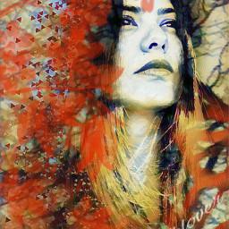 photography portrait fallcolors