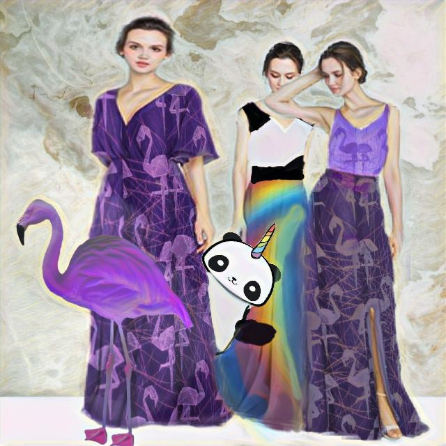 #pandafacestickerremix #ultraviolet #flamingo #highlightmagiceffect