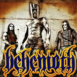 behemoth wallpaper blackmetal colorpaint