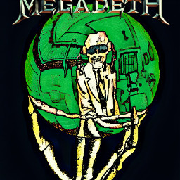 1000 Awesome Megadeth Images On Picsart