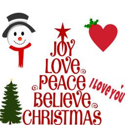 christmas2017🌈 freetoedit christmas2017